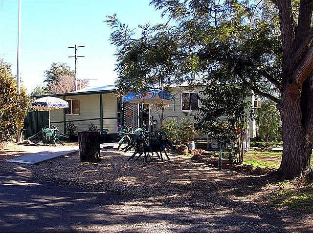 Manilla River Gums Caravan Park - Accommodation Broken Hill