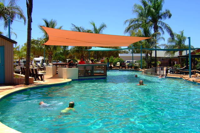 Ningaloo Caravan  Holiday Resort - Accommodation Broken Hill