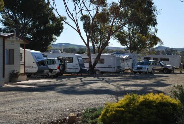 Orroroo Caravan Park - Accommodation Broken Hill