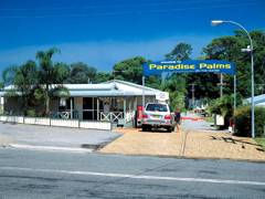 Paradise Palms Carey Bay - Accommodation Broken Hill