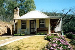 Price Morris Cottage - Accommodation Broken Hill
