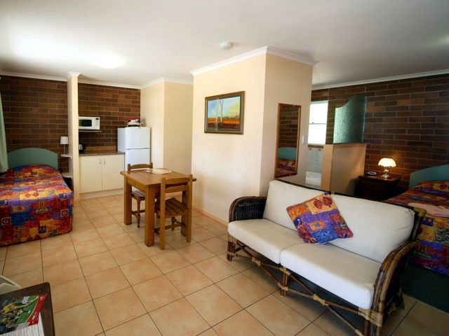 Rubyvale Motel  Holiday Units - Accommodation Broken Hill