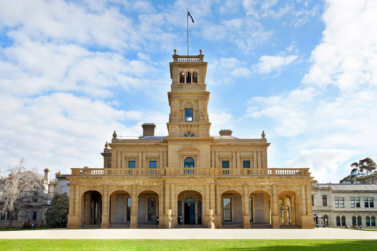 Mansion Hotel and Spa at Werribee Park - Accommodation Broken Hill