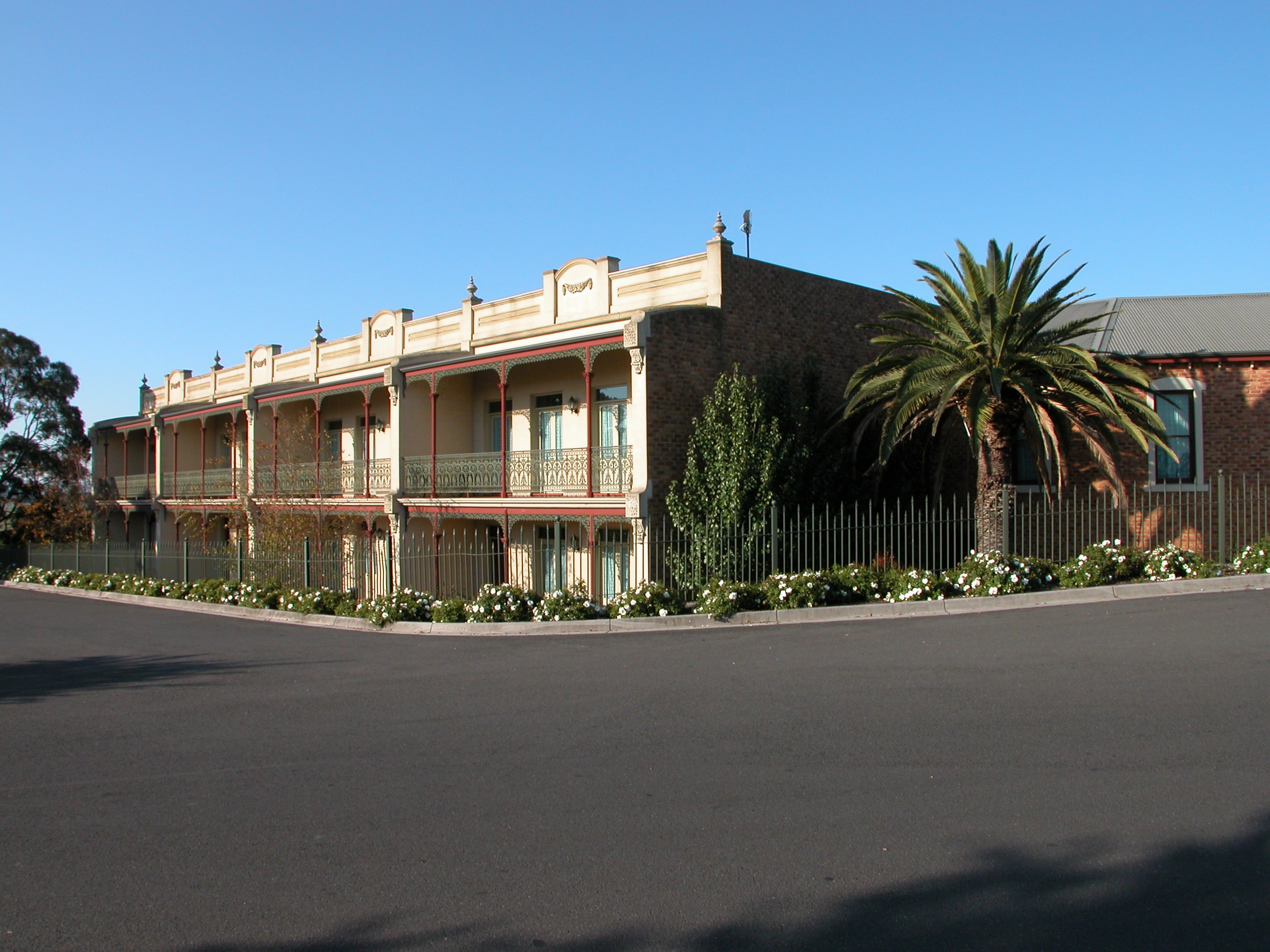 The Terrace Motel - Accommodation Broken Hill