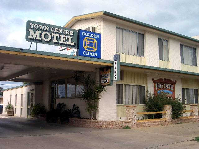 Town Centre Motel - Accommodation Broken Hill