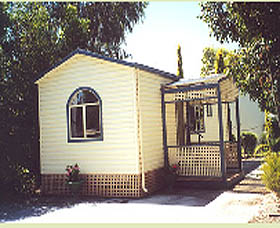Kingsway Tourist Park - Accommodation Broken Hill