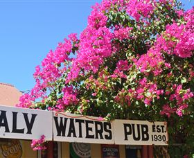 Daly Waters Historic Pub - Accommodation Broken Hill