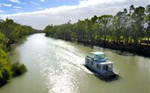 Edward River Houseboats - Accommodation Broken Hill
