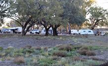Four Mile Camping Reserve - Accommodation Broken Hill