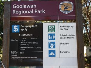 Goolawah National and Regional Parks - Accommodation Broken Hill