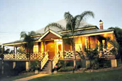 Cooloola Country Bed  Breakfast - Accommodation Broken Hill