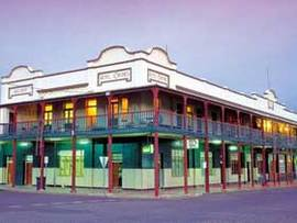 Hotel Corones - Accommodation Broken Hill