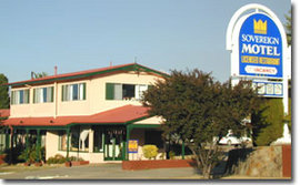 Sovereign Motor Inn Cooma - Accommodation Broken Hill