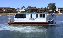 Dolphin Houseboat Holidays - Accommodation Broken Hill