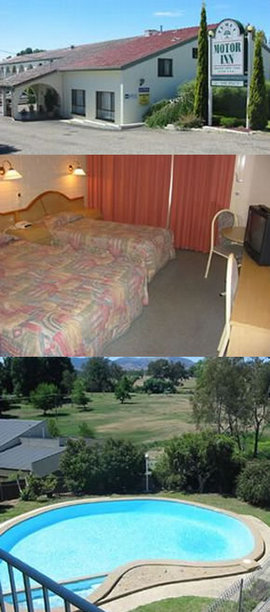 Tumut Motor Inn - Accommodation Broken Hill