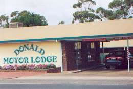 DONALD MOTOR LODGE - Accommodation Broken Hill
