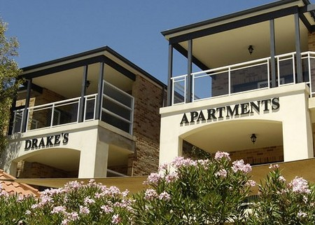 Drakes Apartments with Cars - Accommodation Broken Hill