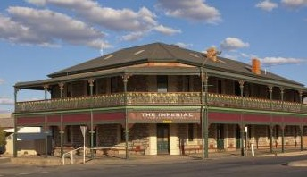 The Imperial Fine Accommodation - Accommodation Broken Hill