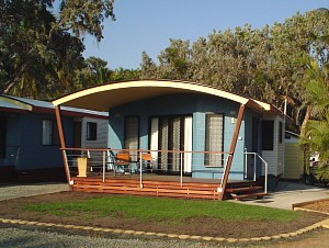 Island View Caravan Park - Accommodation Broken Hill