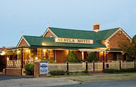 Nebula Motel - Accommodation Broken Hill