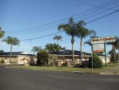 Town and Country Motor Inn Tamworth - Accommodation Broken Hill