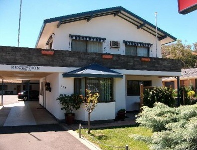 Alkira Motel - Accommodation Broken Hill