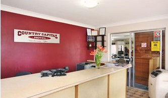 Country Capital Motel - Accommodation Broken Hill