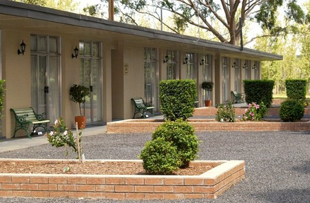 All Seasons Country Lodge - Accommodation Broken Hill