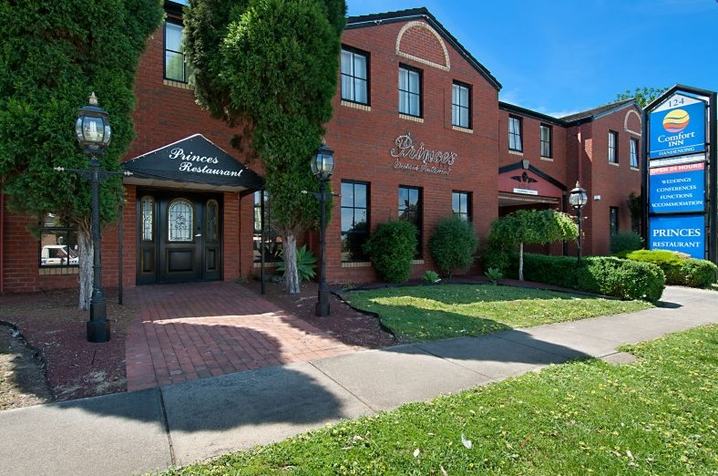 Comfort Inn Dandenong - Accommodation Broken Hill