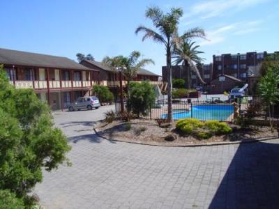 Frankston Motor Inn - Accommodation Broken Hill