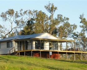 Stockton Rise Country Retreat - Accommodation Broken Hill