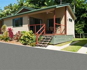 BIG4 Cairns Crystal Cascades Holiday Park - Accommodation Broken Hill