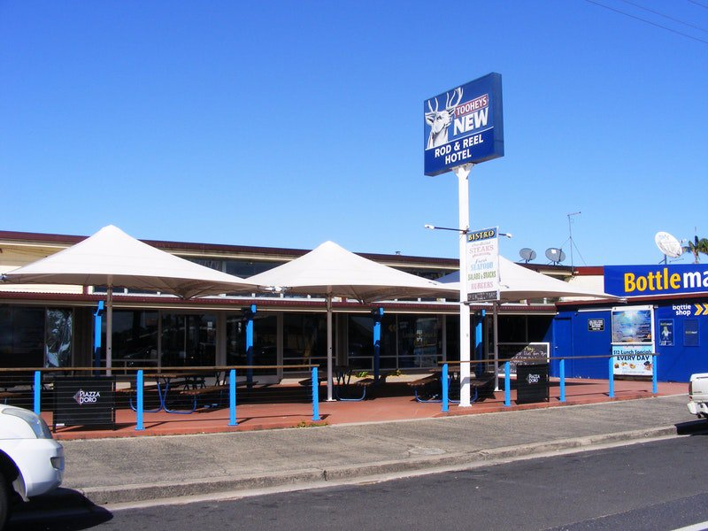 Rod N Reel Hotel Woodburn - Accommodation Broken Hill