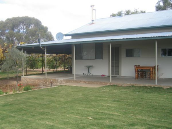 Gilgens Country River Retreat - Accommodation Broken Hill