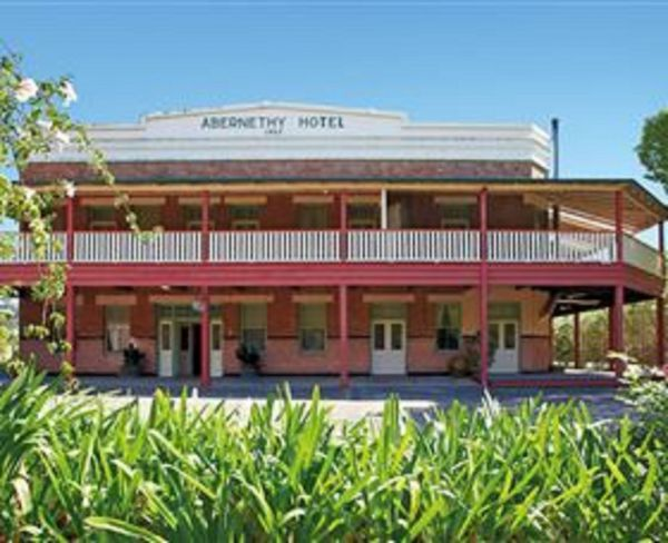 Abernethy House - Accommodation Broken Hill
