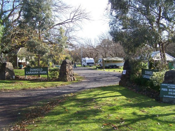 Dunkeld Caravan Park - Accommodation Broken Hill