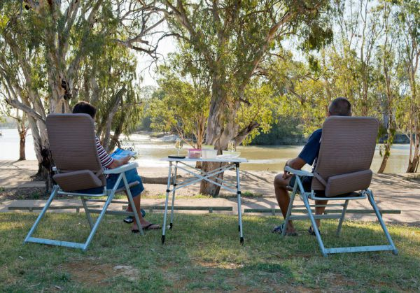 Loxton Riverfront Holiday Park - Accommodation Broken Hill