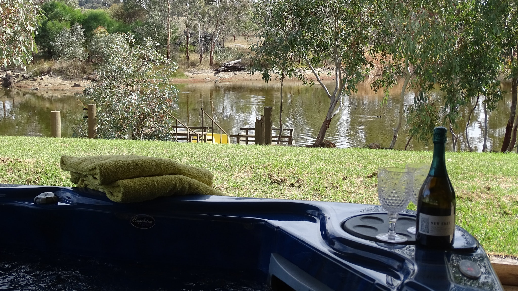 Jandas Lake View - Accommodation Broken Hill