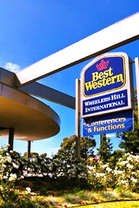 Best Western Wheelers Hill International - Accommodation Broken Hill