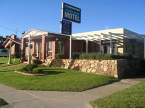 Golden Chain Murray River Motel - Accommodation Broken Hill