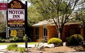 Tea House Motor Inn - Accommodation Broken Hill