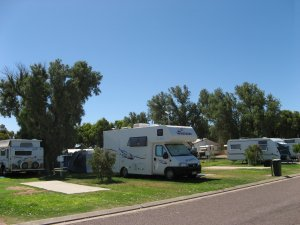 Arno Bay Foreshore Tourist Park - Accommodation Broken Hill
