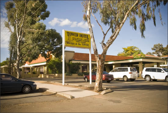 Tower Hotel - Accommodation Broken Hill