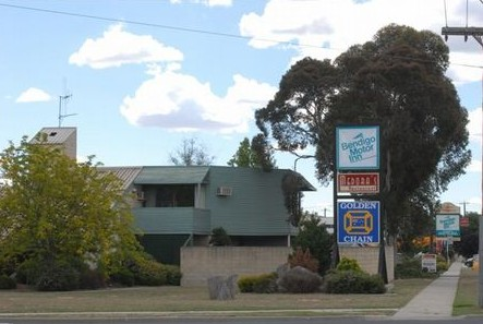 Bendigo Motor Inn Golden Chain - Accommodation Broken Hill