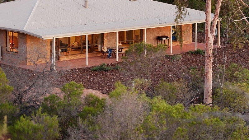 The Water House - Accommodation Broken Hill