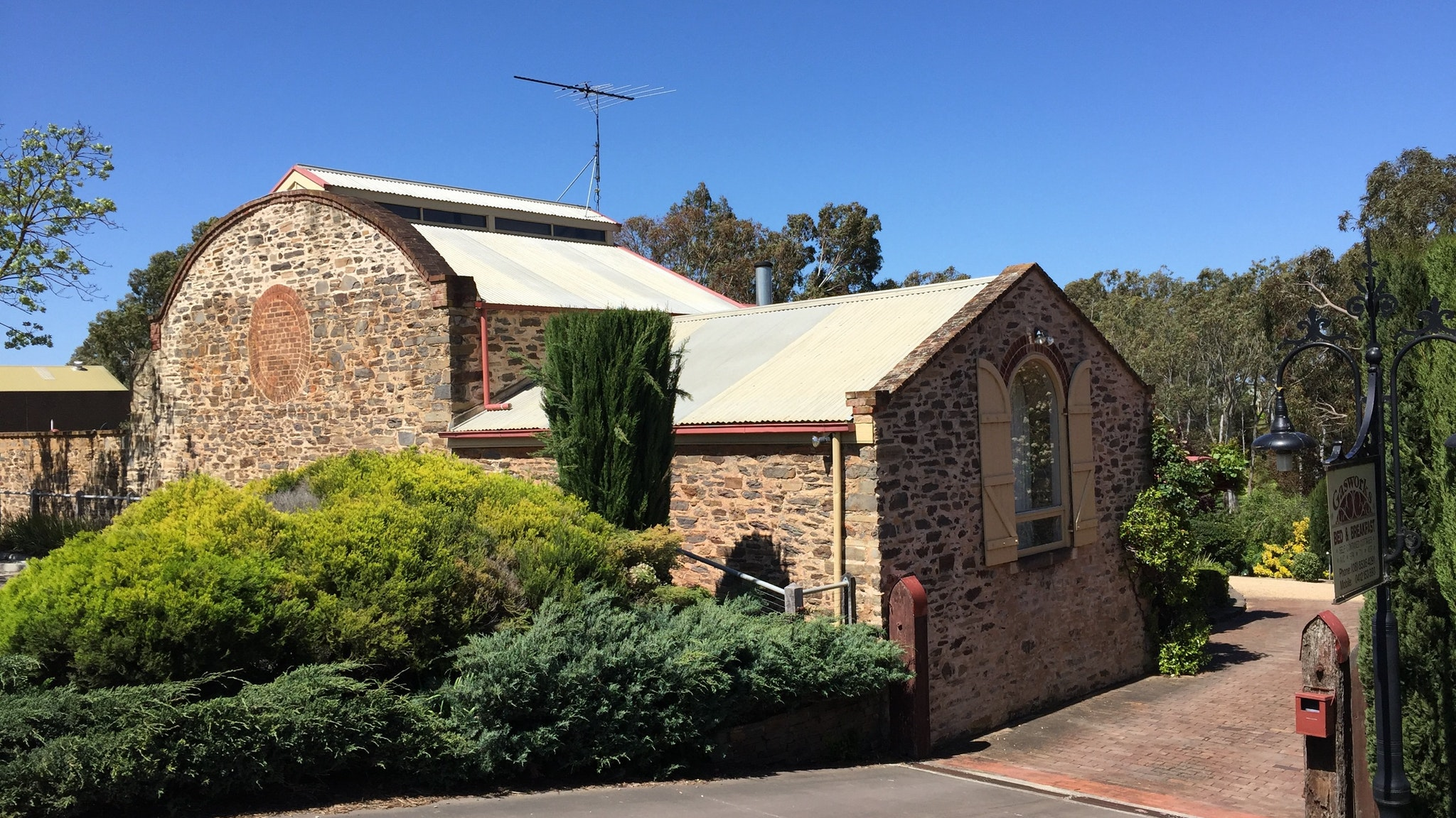 Gasworks Cottages Strathalbyn - Accommodation Broken Hill