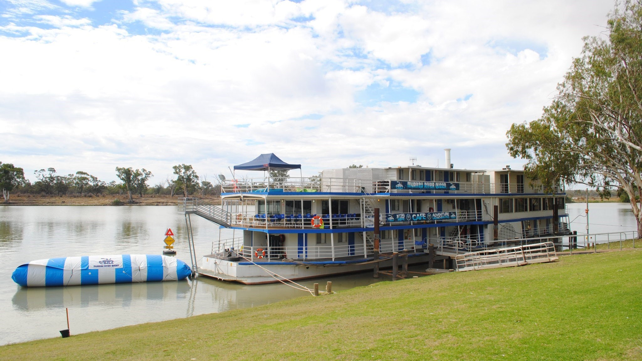 Murray River Queen Backpackers - Accommodation Broken Hill