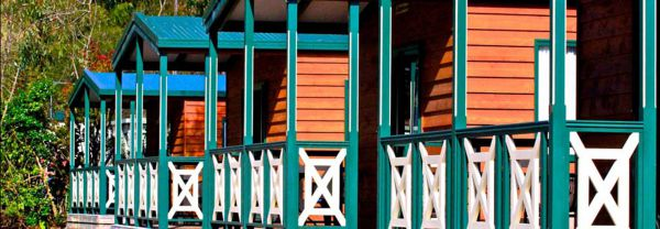 Riverglen Holiday Park - Accommodation Broken Hill