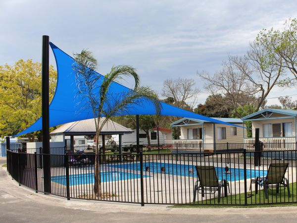 Barwon River Holiday Park - Accommodation Broken Hill