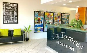City Terraces - Holiday Apartments - Accommodation Broken Hill